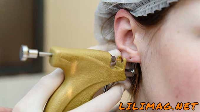 قیمت پیرسینگ گوش چقدر است؟