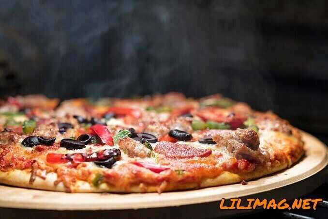 طرز تهیه پیتزا مخلوط خانگی در توستر چگونه است؟