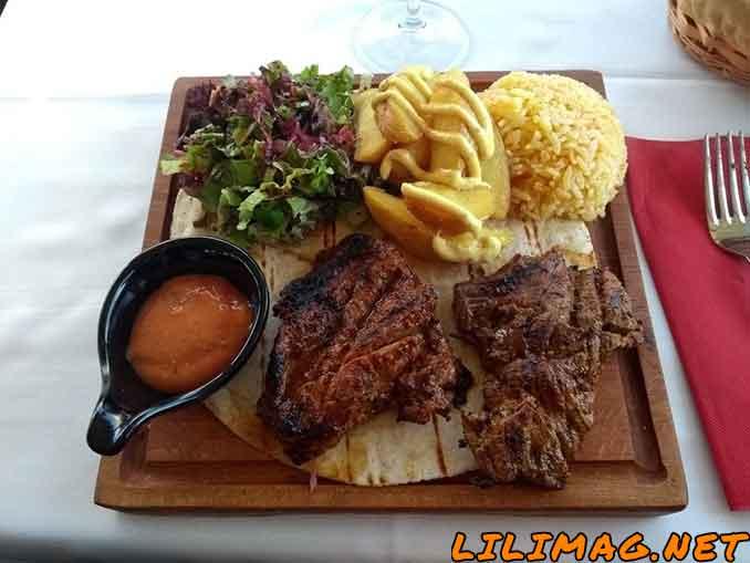 رستوران خان زاده (Hanzade Terrace Restaurant)؛ بهترین رستوران ارزان استانبول