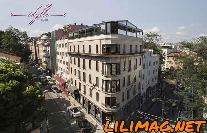 ایدیل هتل استانبول (Idylle Hotel)؛ از هتل های خوب استانبول در سلطان احمد