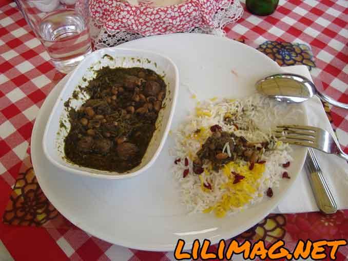 کافه رستوران گیلان (Gilan Cafe & Restaurant)؛ رستوران ایرانی استانبول با غذاهای شمالی