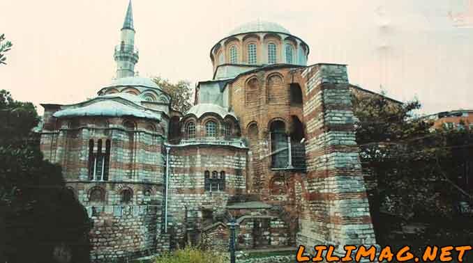 آشنایی با جاذبه های گردشگری استانبول ترکیه: کلیسای چورا استانبول (Chora Church)