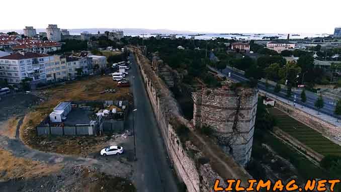 قلعه یدیکوله استانبول، قلعه هفت برج (Yedikule Fortress)