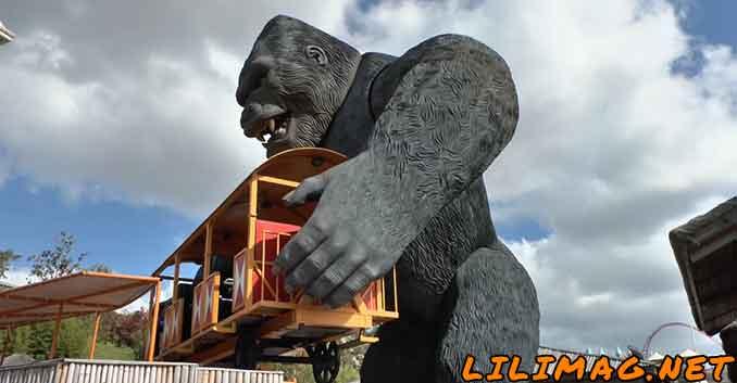 جاهای دیدنی استانبول برای بچه ها، شهربازی اسفانبول یا ویالند سابق (İsfanbul Theme Park)
