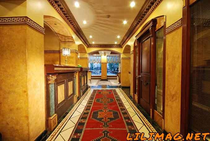 هتل ننا استانبول (Hotel Nena)؛ از هتل های ارزان استانبول در فاتح