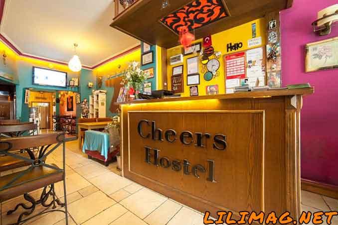 هاستل چیرز (Cheers Hostel)؛ بهترین انتخاب برای اقامت ارزان در استانبول