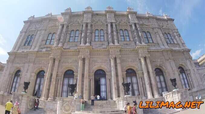 هزینههای دیدن موزه دلما باغچه