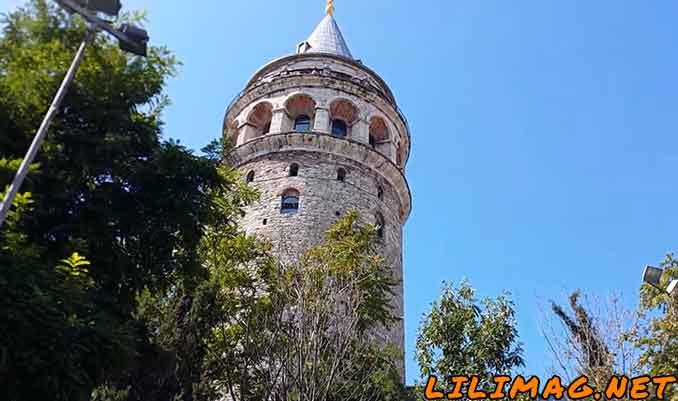 معرفی برج گالاتا استانبول (Galata Tower)