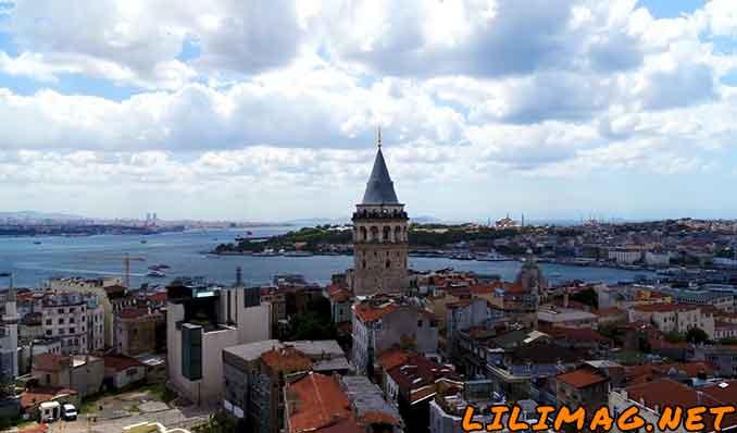 کاربری برج گالاتا در استانبول چیست؟