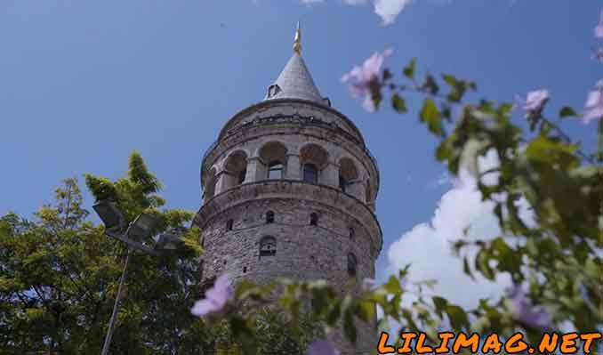 با افسانه برج گالاتا آشنا شوید!