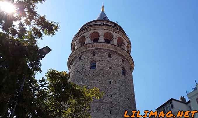 تاریخچه برج گالاتا در استانبول