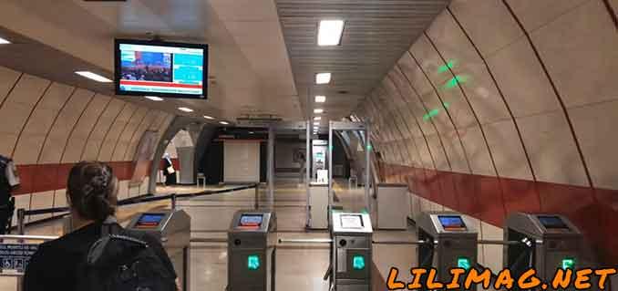 مترو استانبول؛ راهنمای کامل نقشه مترو استانبول