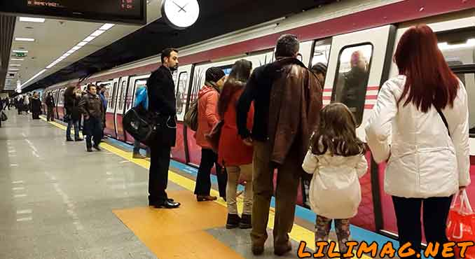 خط 4 مترو استانبول (خط M4)