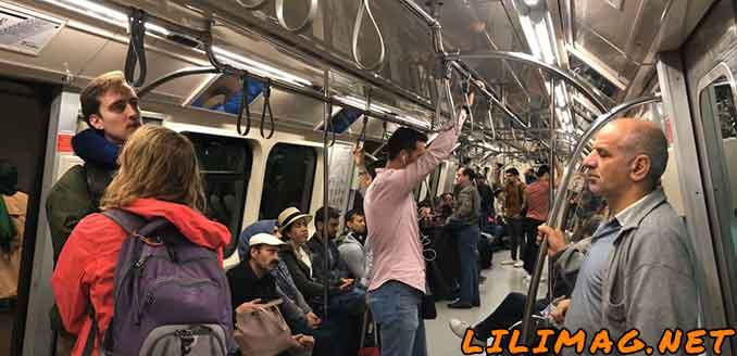 راهنمای دسترسی با خطوط مترو استانبول به نقاط دیدنی استانبول