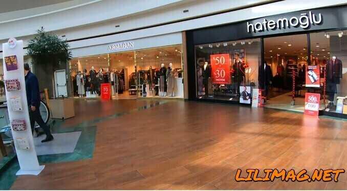 برندهای پوشاک آقایان در مرکز خرید استانبول مال