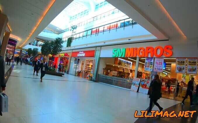 هایپرمارکتهای استانبول مال
