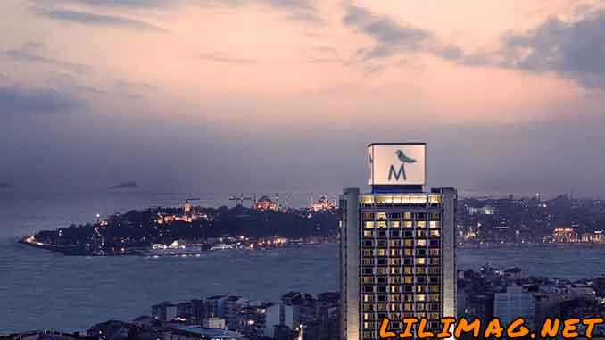 هتل های نزدیک به میدان تکسیم در استانبول