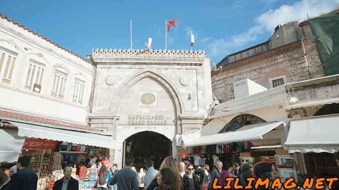 دسترسی میدان تکسیم به مراکز خرید استانبول