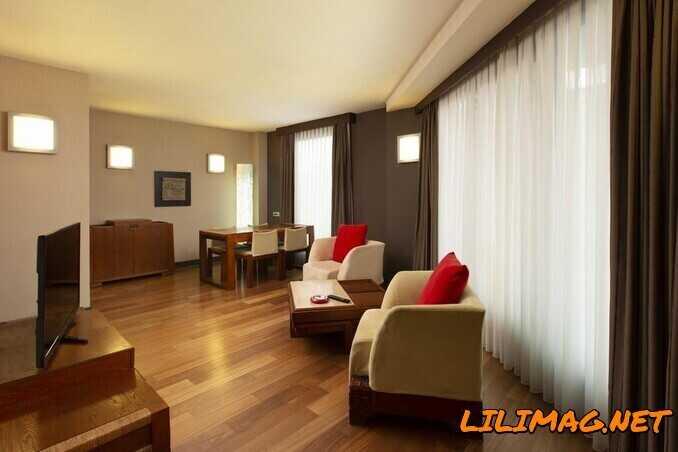 هتل نیپون (Nippon Hotel)؛ از هتل های نزدیک میدان تقسیم استانبول با 4 ستاره