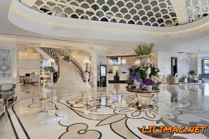 هتل سی وی کی پارک بسفروس (CVK Park Bosphorus Hotel Istanbul)؛ از هتل های 5 ستاره تکسیم استانبول