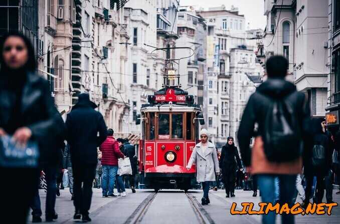 خیابان استقلال استانبول (Istiklal Caddesi)؛ بهترین خیابان برای خرید در استانبول