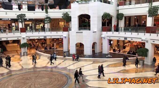 مرکز خرید ایستینیه پارک (İstinye Park)؛ بهترین مرکز خرید استانبول در منطقه سرییر