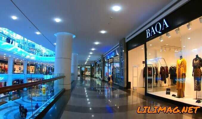 مرکز خرید آکوا فلوریا (Aqua Florya)؛ از بهترین مراکز خرید استانبول در باکرکوی