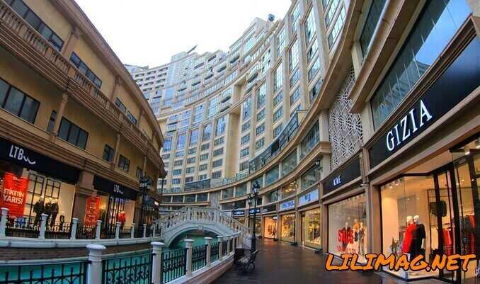 ونیزیا مگا اوت لت (Venezia Mega Outlet)؛ از زیباترین مراکز خرید استانبول