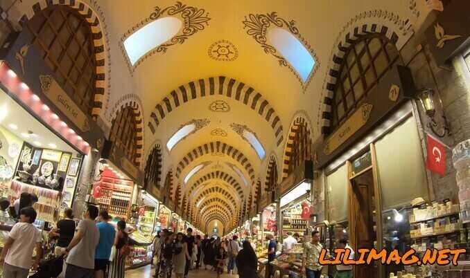 بازار مصری ها استانبول (Mısır Çarşısı)؛ از بهترین مکان های خرید در استانبول