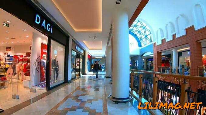 لباس زیر و لباس خانگی در مرکز خرید فروم استانبول