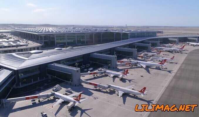 اسم فرودگاه جدید استانبول چیست؟