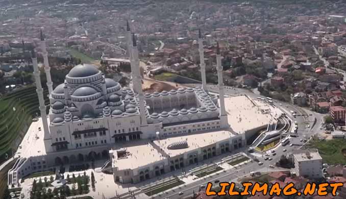 قیمت بلیط مسجد سلطان احمد