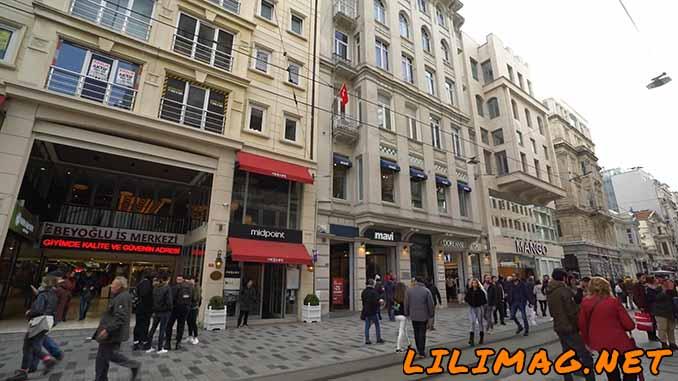 مرکز خرید بی اوغلو ایش (Beyoglu Is Merkezi )؛ از معروفترین مراکز خرید ارزان استانبول