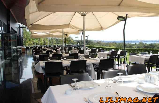 رستوران هفت مهمت؛ بهترین رستوران لوکس آنتالیا با غذاهای محلی