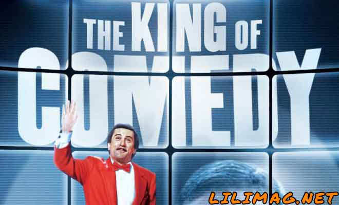 رتبه نهم فیلمهای اسکورسیزی: سلطان کمدی 1982