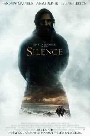رتبه چهاردهم فیلمهای مارتین اسکورسیزی: سکوت 2016