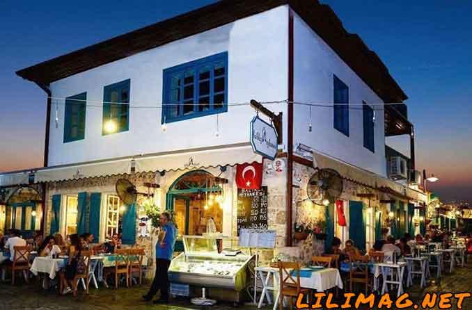 رستوران بالیکچی میحانچی؛ بهترین رستوران آنتالیا از نظر تریپ ادوایزر