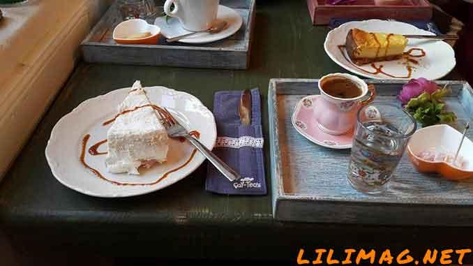 کافه کای چای؛ بهترین رستوران آنتالیا برای خوردن شیرینی و قهوه