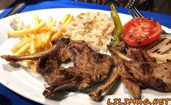 رستوران آینالی؛ از معروفترین رستوران های آنتالیا با غذای حلال