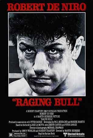 فیلم گاو خشمگین؛ معرفی و نقد فیلم Raging Bull 1980