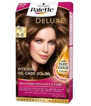 خرید رنگ مو شکلاتی تیره شماره 5 مارک پلت