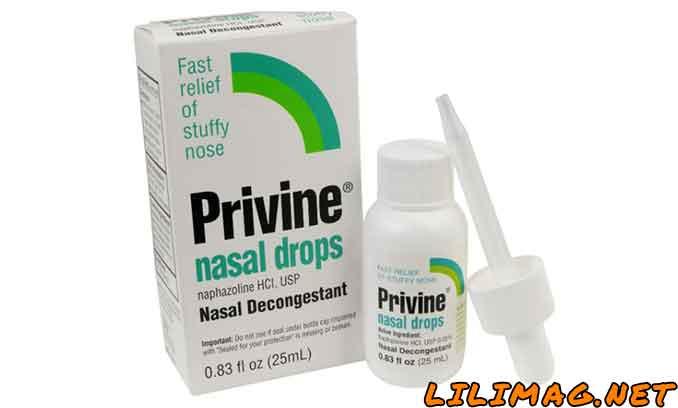 عوارض قطره نفازولین برای کودکان